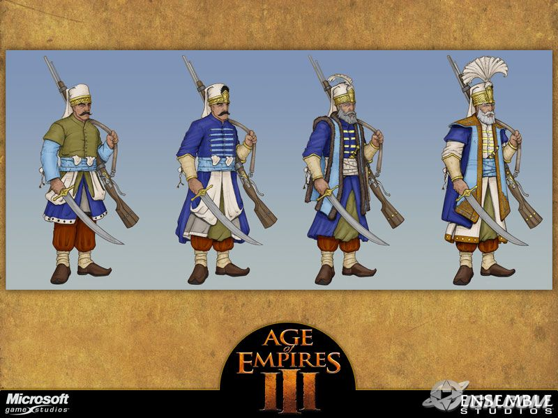 Age of Empires III « The Resolute